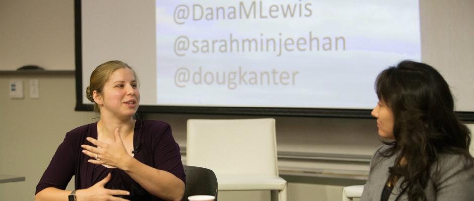 Dana Lewis, Patient as Principal Investigator