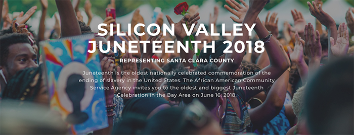 Catch Science 37 at Juneteenth Silicon Valley 2018
